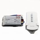 PY-A7E 200V-240V 3 x 1000W Three Channel RF Remote Control Switch