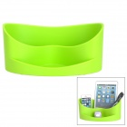 Desktop Rubber Storage Management Stand Holder - Green