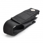 Nylon Flashlight Holster - Black