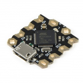 Mini Controller Module - Black (Works with Official Arduino Board)