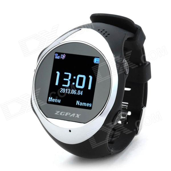 ZGPAX PG88 GSM Watch Phone w/ 1.44