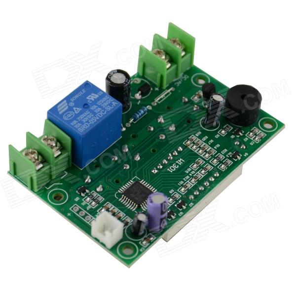 0.56 LED Red Digital Intelligent Temperature Controller - Green (Input 5V Output Relays)