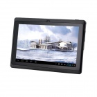 ACSON I706 7'' Dual Core Android 4.1 Tablet PC w/ 512MB RAM, 4G ROM, HDMI - Black