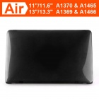 "ENKAY Crystal Hard Protective Case for MACBOOK AIR 13.3"" - Translucent Black"