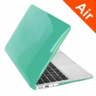 "ENKAY Crystal Hard Protective Case for MacBook Air 13.3"" - Green"