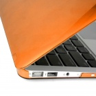 "ENKAY Crystal Hard Protective Case for MACBOOK AIR 13.3"" - Translucent Orange"