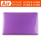 "ENKAY Crystal Hard Protective Case for MacBook Air 13.3"" - Purple"
