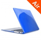 "ENKAY Crystal Hard Protective Case for MacBook Air 13.3"" - Dark Blue"