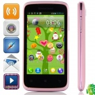 "Lenovo A376 SC8825 Dual-Core Android 4.0.3 GSM Bar Phone w/ 4.0"", 512MB RAM, 4GB ROM, GPS"