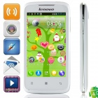 Lenovo A376 SC8825 Dual-Core Android 4.0.3 GSM Bar Phone w/ 4.0', 512MB RAM, 4GB ROM, GPS - White