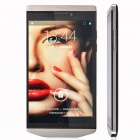 "K1 4.3"" Capacitive Touch Screen Android 4.2 Bar Phone w/ 512MB RAM, 4GB ROM - Black + Silver"