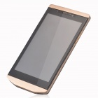 "K1 4.3"" Android 4.2 Dual Core Bar Phone w/ 512MB RAM, 4GB ROM, Wi-Fi, Camera - Black + Golden"