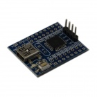 STM8S103K3T6 Development Board - Blue