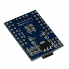STM8S103K3T6 Development Board - sininen