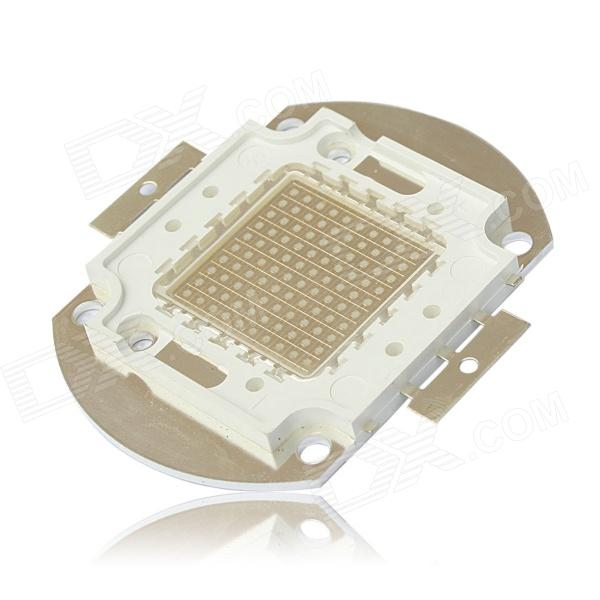 100W Blue LED Light Bulb Module (10 Series and 10 in Parallel)