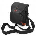Water-proof Oxford Cloth Bag for Sony NEX-5R NEX-F3 NEX-5N NEX-6 NEX-7 - Black (Size S)
