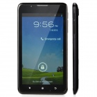 Venera 813 6.0' Android 4.1 Bar Phone w/ 512MB RAM, 4GB ROM, Bluetooth, Camera, GPS - Black