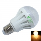 XinYiTong E27 5W 450lm 3000K 18-2835 SMD LED Warm White Bulb - White + Transparent (85~265V)