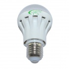XinYiTong E27 5W 450lm 3000K 18-2835 SMD Ampoule LED blanc chaud - blanc + transparent (85 ~ 265V)