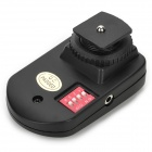 WANSEN PT-16GY 1-to-4 Wireless Flash Trigger for Canon / Nikon Camera - Black