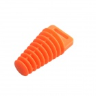AYA-180 Motorcycle Washing Muffler Protection Waterproof Plug - Orange