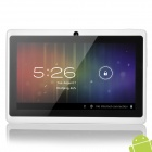 "A13 7 ""Kapazitive Touch-Screen Android 4.1 Tablet PC w / TF / Kamera / Wi-Fi / G-Sensor - Weiß"