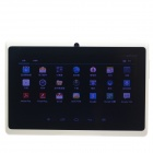 "Q8 7.0"" Android 4.2 Dual Core Touch Screen Tablet PC w/ Wi-Fi TF Double Camera - White"