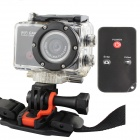 WDV500 FHD 1080P 5.0 MP CMOS Wi-Fi DV Sports Camera w/ Remote Control / Mate for Phone / Tablet