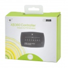 Liten bie USB Wired Controller Converter for XBox 360 til PS3 - Sort