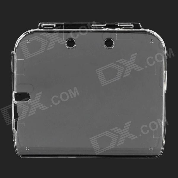 Protective Crystal Plastic Case for 2DS - Transparent