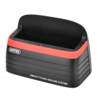 "unitek Y-1077 USB 3.0 to SATA HDD Docking Station for All 2.5""/3.5"" SATA HDD - Red + Black"