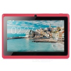 "Q8 7.0 ""Android 4.2 Dual-Core-Touch-Screen-Tablet-PC w / Wi-Fi-TF-Doppelkamera - Pink"