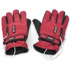 Jiabei Motorcycle Lithium Battery Rechargeable Warm Gloves for Women (Pair / US Plug 220V)