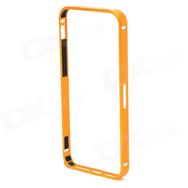 Ultra-Slim Aluminum Alloy Bumper Frame Case for IPHONE 5 / 5S - Golden ultra slim aluminum alloy bumper frame case for iphone 5 5s light blue