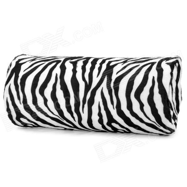Detachable Nail Art Hand Pillow - Black + White