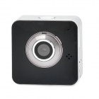 "MEIEGO M10 720P 1/2.5"" CMOS 1.0MP Wireless Network IP Camera / Car DVR  w/ TF / P2P - Black"