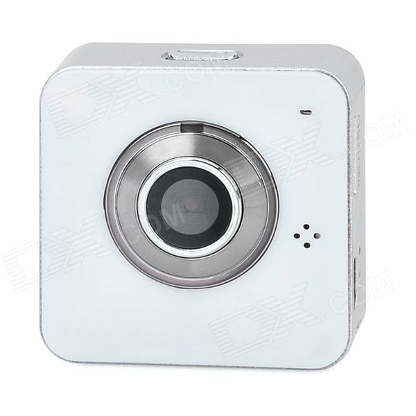 "MEIEGO M10 720P 1/2.5"" CMOS 1.0MP Wireless Network IP Camera / Car DVR  w/ TF / P2P - White Corona Buy stuff"