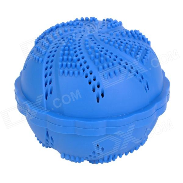 036 Convenient DPR Washing Ball - Blue