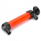 Outdoor Emergency Car Manual Oil Pump / Siphon - Red