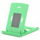 K2 Folding ABS Stand Holder for IPHONE / IPAD / IPOD - Green