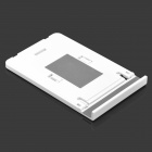 K2 Folding ABS Stand Holder for IPHONE / IPAD / IPOD - White