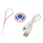 HV-100 Bluetooth 4.0 Alarme Anti-perdida - rosa