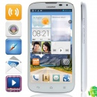 "HUAWEI G610-U00 MTK6589 Quad-Core Android 4.2.1 WCDMA Bar Phone w/ 5.0"", Wi-Fi, GPS - White"