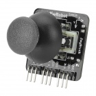 Arduino Biaxial PS2 Joystick Button Control Lever Sensor - Black