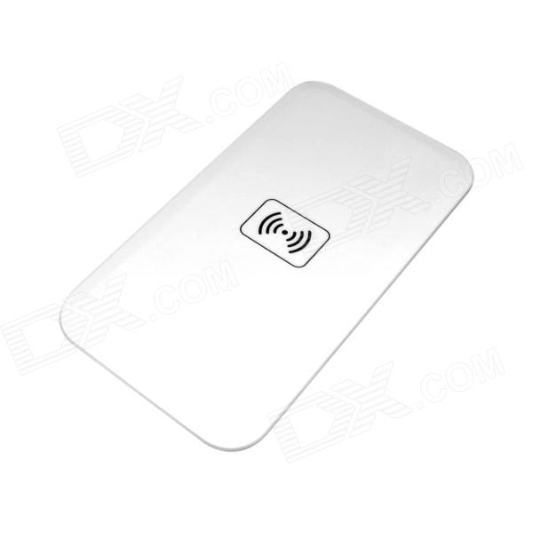 White QI Wireless Charging Charger Pad for Google Nexus 7 2G  Lumia 920  Galaxy S3 I9300 S4 N7100
