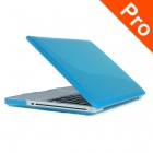 "Enkay Cristal Hard Case protetora para MacBook Pro 15.4 ""- Translucent Light Blue"