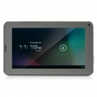 "MID 7.0"" Dual Core Android 4.1 Tablet PC w/ 512MB RAM, 4GB ROM, Dual Camera, GPS, Bluetooth - White"