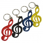 DEDO MG - 59 PVC Key Chain High Notes Key Chain Fashion Key Chain - Multicolor