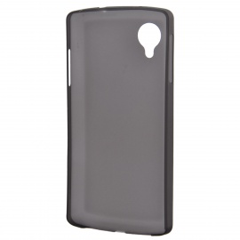 TEMEI Ultrathin Protective TPU Case Shell for LG Nexus 5 - Transparent