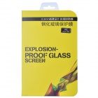 Herdet Glass Screen Protector for HTC en / M7 - gjennomsiktig